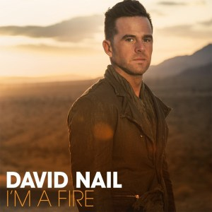 David Nail set to release I'm A Fire, March 4, 2014
