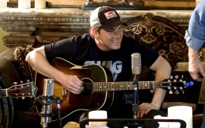 Rodney Adkins and Rose Falcone raise funds for Holston Methodist Home for Children