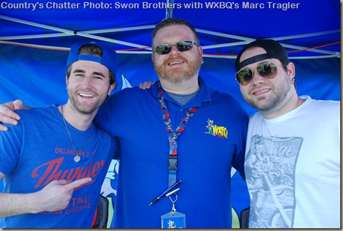 Swon Brothers and Dustin Lynch 013