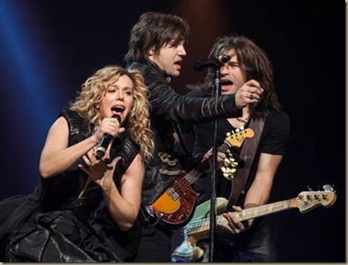 Band Perry current