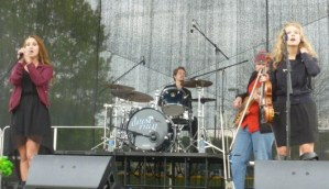 Daisi Rain perform at local Strawberry Festival and a contest for you!