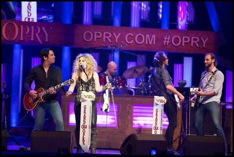 Natalie S at Opry