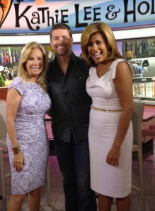 Josh Turner visits Today show to talk about his first book