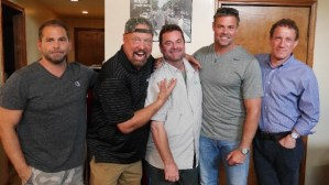 Montgomery Gentry back in studio with Michael Knox to finish up new album
