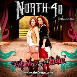 North 40 ships Whole Lot Of Livin' single
