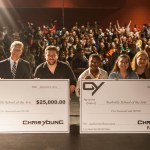 Chris Young makes generous donation to Nashville School of the Arts