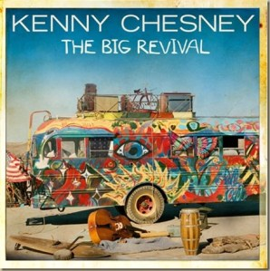 New album from Kenny Chesney, The Big Revival, getting Big TV