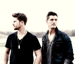 High Valley to release debut album COUNTRY LINE on October 14, 2014
