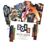 Keith Urban 2015 Calendar to Benefit the Kids of St. Jude Children's Research Hospital®