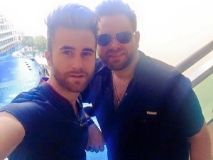 The Swon Brothers take country music farther south and meet up with a dolphin