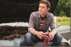 Scotty McCreery song serves as proposal song for couple on Southwest Flight