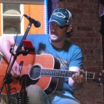 Drew Johnson brings his music to Elizabethton, Tennessee