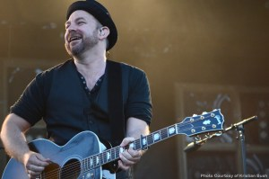 Kristian Bush kicks off International Military Tour on Memorial Day