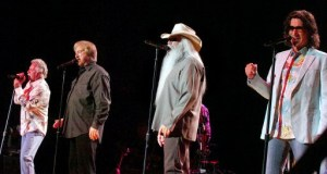 Gospel and country music legends The Oak Ridge Boys to release all-new recording on May 26, 2015