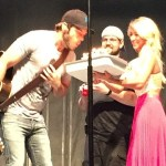 Brinley Addington brings Chuck Wicks to Kingsport, Tenn., for fun and successful charity event