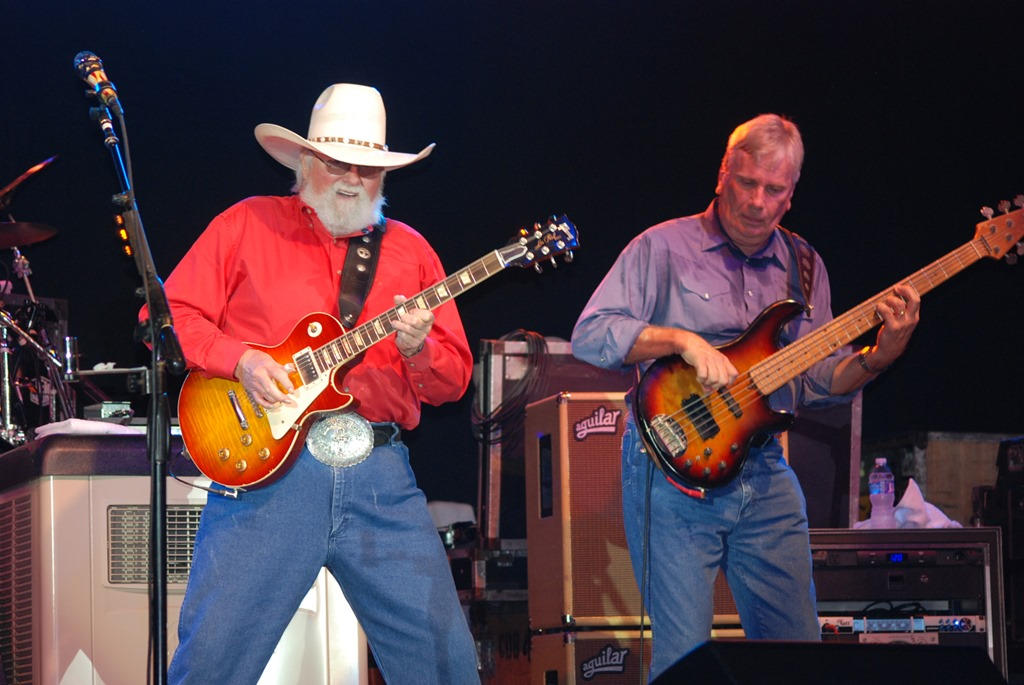 The Charlie Daniels Band Making The Night Special For The
