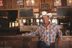 New single from George Strait, Cold Beer Conversation, premieres on country radio tomorrow