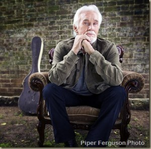 Kenny Rogers announces retirement from touring on the Today Show