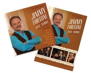 Jimmy Fortune, member of the Statler Brothers, releases new album, Hits & Hymns