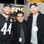 Chase Rice surprises fans at Steelers vs. Ravens game