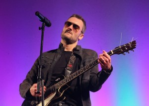 Eric Church breaks into own Hall of Fame Induction