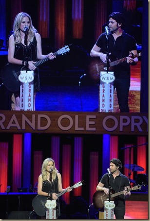Haley & Michaels Opry 1