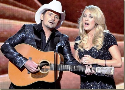performs during the 48th annual CMA Awards at the Bridgestone Arena on November 5, 2014 in Nashville, Tennessee.