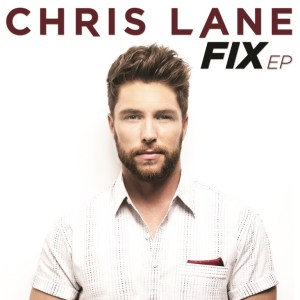 Chris Lane releases debut EP FIX