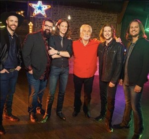 Kenny Rogers and Home Free team up with Billboard.com for the exclusive world premiere of Children, go Where I Send Thee