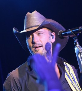 Pandora hosts CD release party for Tim McGraw