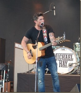 Great new video from Michael Ray