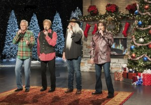 The Oak Ridge Boys Christmas special to air in multiple markets