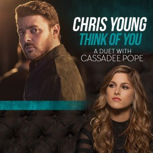 Chris Young and Cassadee Pope duet on new single, think Of You