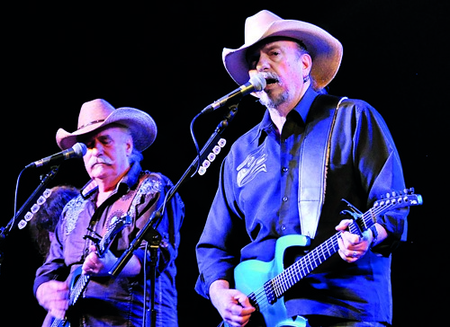 Bellamy Brothers Tour