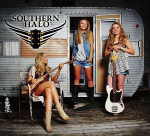 "Southern Halo Take Nashville By Storm as They Film ""Behind-The-Scenes"" Online  Mini-Series"