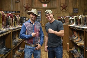 Dustin Lynch to appear on CMT's The Ed Bassmaster Show, April 21
