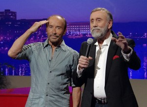 Lee Greenwood to appear on Ray Stevens' Nashville, April 23, 2016