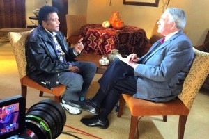 Charley Pride joins Dan Rather for The Big Interview, on Saturday, May 7