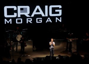 Craig Morgan fans get a whole lot more at album release party