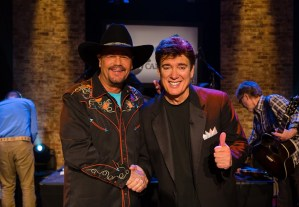Ronnie McDowell  on Joey Canyon Show, today