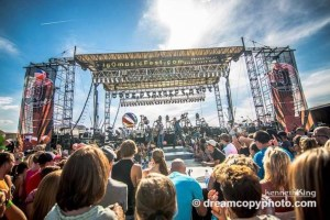 Eighth annual Big O Music Fest in Owensboro, Kentucky