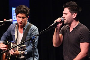 """Dan + Shay's """"From The Ground Up"""" Goes No. 1, Duo Announces Headlining Tour"""