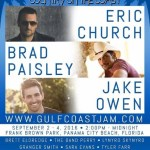 You could win a trip to Gulf Coast Jam where CMT Hot 20 Countdown will film an episode
