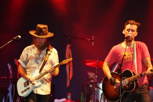 Night 3 of the Appalachian Fair brings us our second look at Brothers Osborne