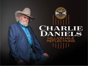 Country Music Hall of Fame® And Museum To Host 2016 Country Music Hall Of Fame Inductee Charlie Daniels For Interview And Performance Oct. 29, 2016