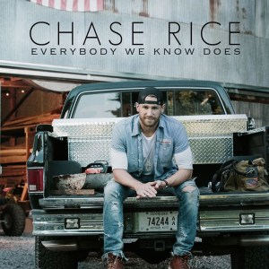 """Chase Rice Takes Fans on """"Day in the Life"""" Journey with New Music Video for """"Everybody We Know Does"""""""