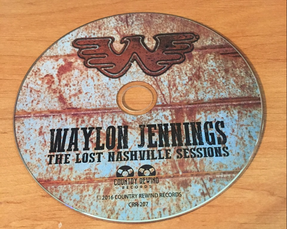 Country Rewind Records To Release Waylon Jennings The Lost Nashville
