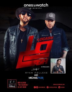 LOCASH Headlines Live Nation's 'Ones To Watch' Nationwide Tour