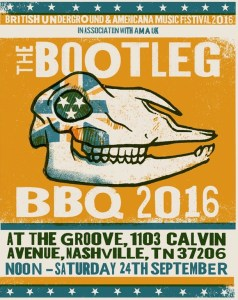 Americanafest – Amazing UK Americana acts to perform in Nashville at The Groove on Saturday, Sept. 24
