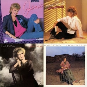 Sony Legacy Releases Four Janie Fricke Albums Digitally For The First Time Ever Today!